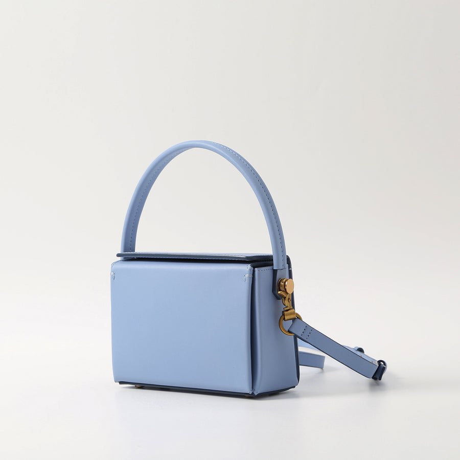 DEVON Shoulder Bag - Baby Blue
