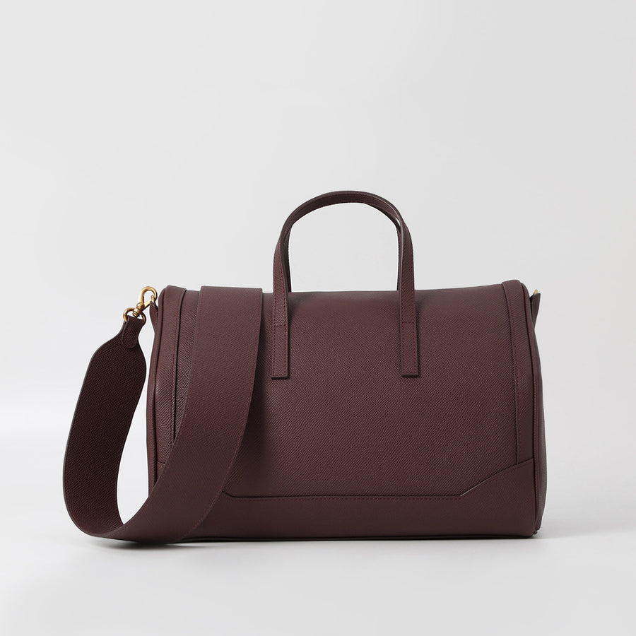 LEXI Satchel - Bordeaux