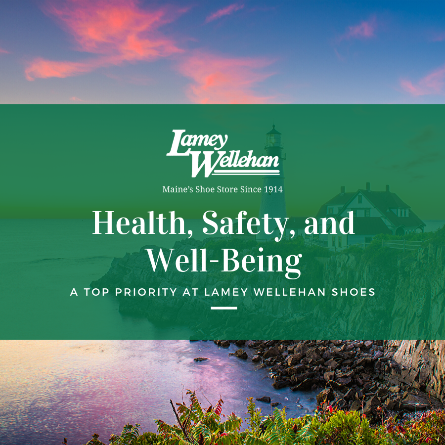 Health, Safety, and Well-Being: A Top Priority at Lamey Wellehan Shoes