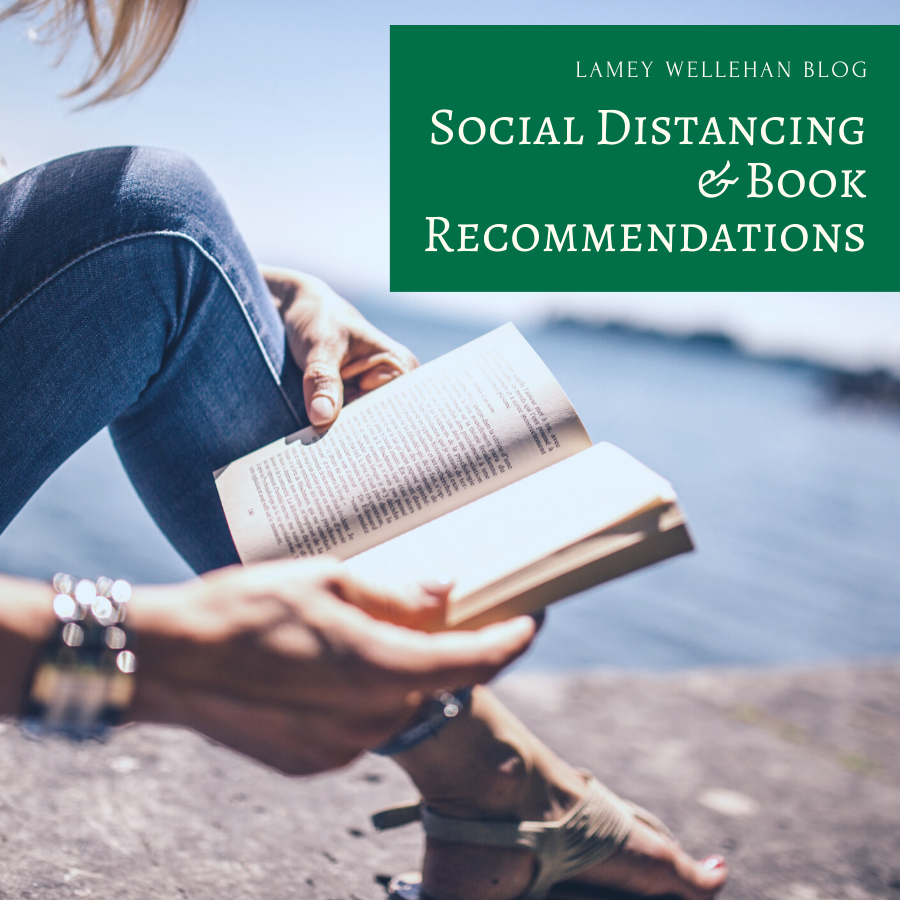 Social Distancing & Book Recommendations