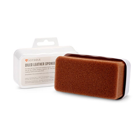 SOF SOLE OILED LEATHER SPONGE