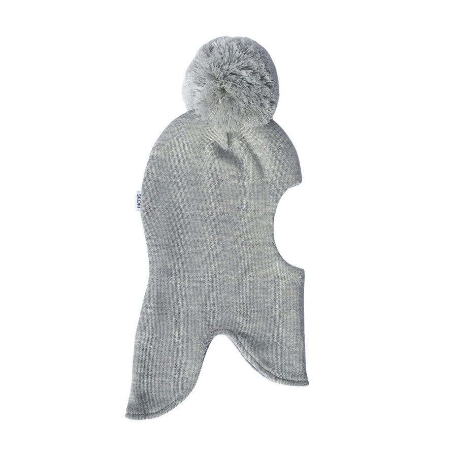 Pop-Up Knit Cool Grey