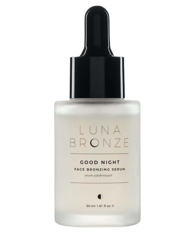 Luna Bronze - Good Night Face Bronzing Serum