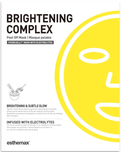 Esthemax - Brightening Complex - Hydro Jelly Mask