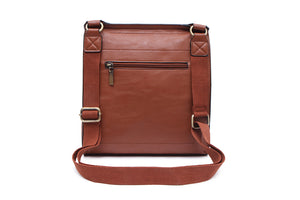 Cross Body Brown Handbag