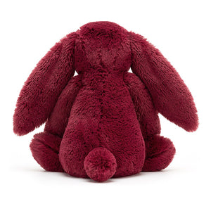 Jelly Cat - Bashful Sparkly Cassis Bunny