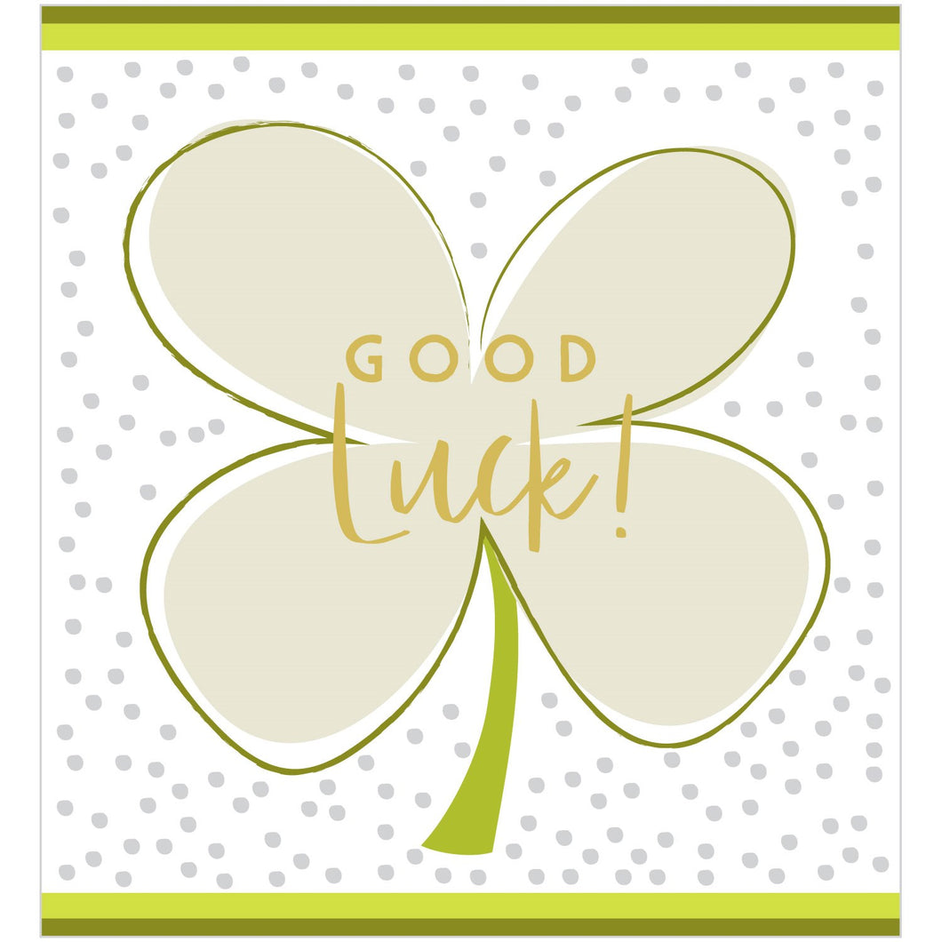 Good Luck! Card