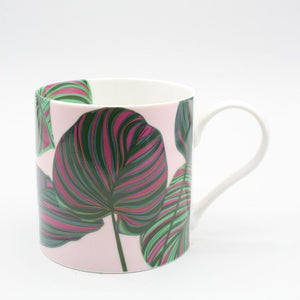 Botanical Leave Mug
