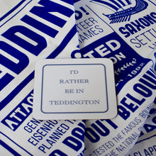 Load image into Gallery viewer, teddington coaster