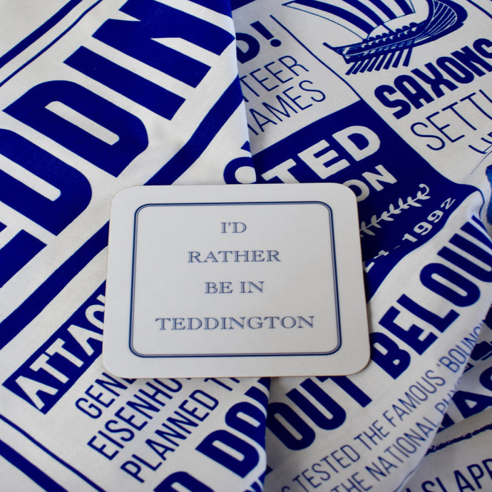 teddington coaster