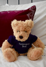 "Load image into Gallery viewer, ""Teddington Bear"" Teddy Bear"