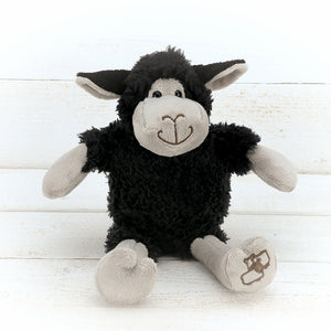 Black Snuggle Sheep