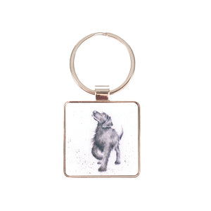 Walkies Keyring
