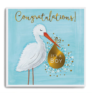 Congratulations! Its a Boy