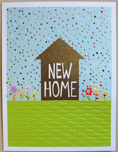 Bright - New Home Card