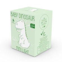 Load image into Gallery viewer, White Dinosaur LED Nightlight - Mini