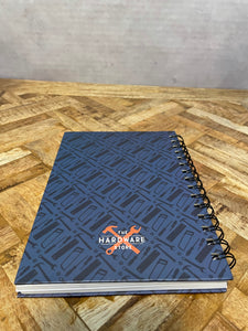 Sharpest Tool Notebook