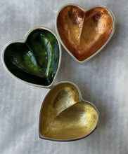 Load image into Gallery viewer, Recycled Aluminium Heart Dish