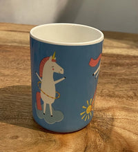 Load image into Gallery viewer, Unicorn Melamine Beaker