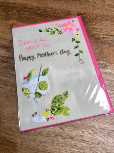 Today's All About You - Mother's Day Card