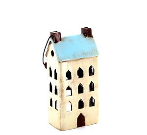 Small House Lantern Moby Dick