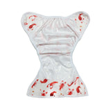 100% polyester diaper cover