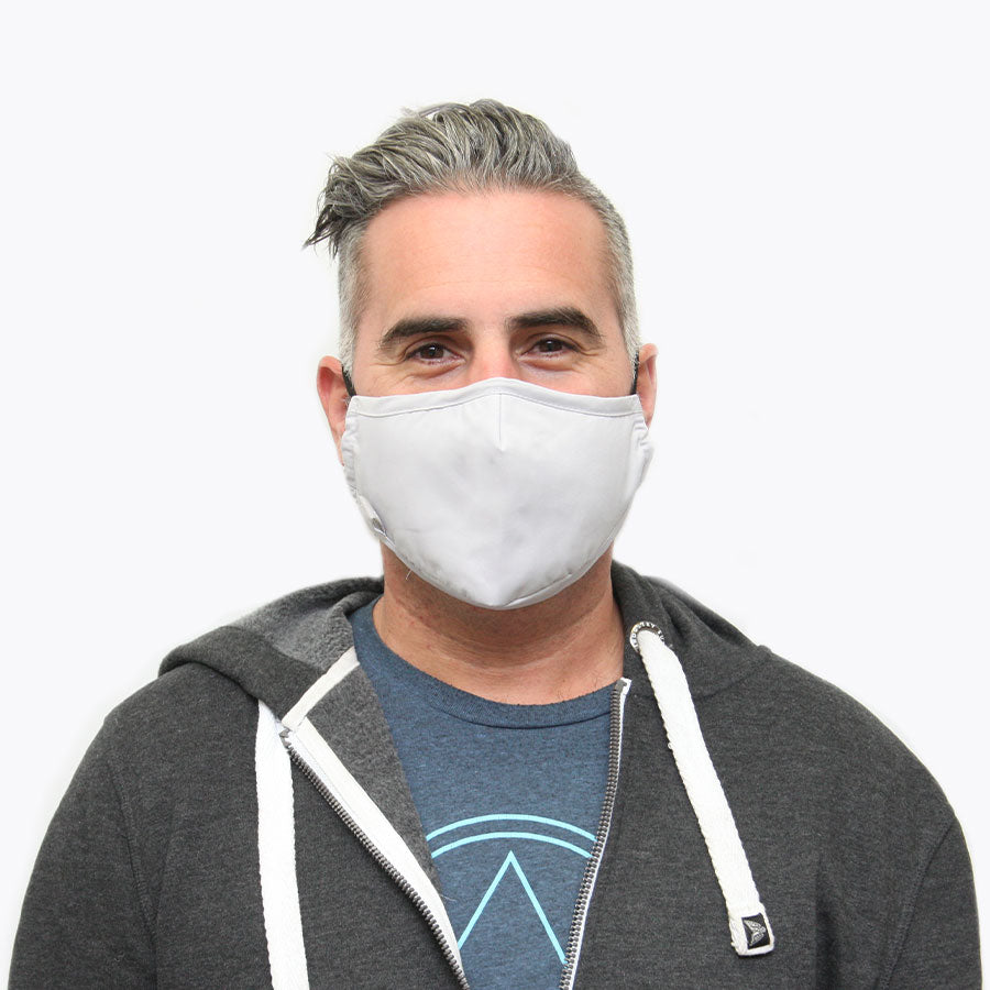 grey extra large reusable face mask near me