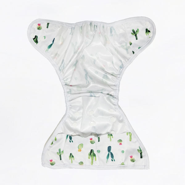 one size cactus snap diaper cover usa