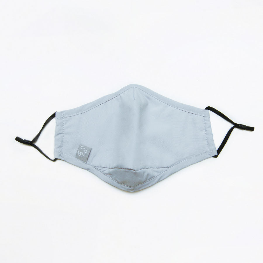 grey extra large washable face mask