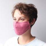 kaki reusable face mask