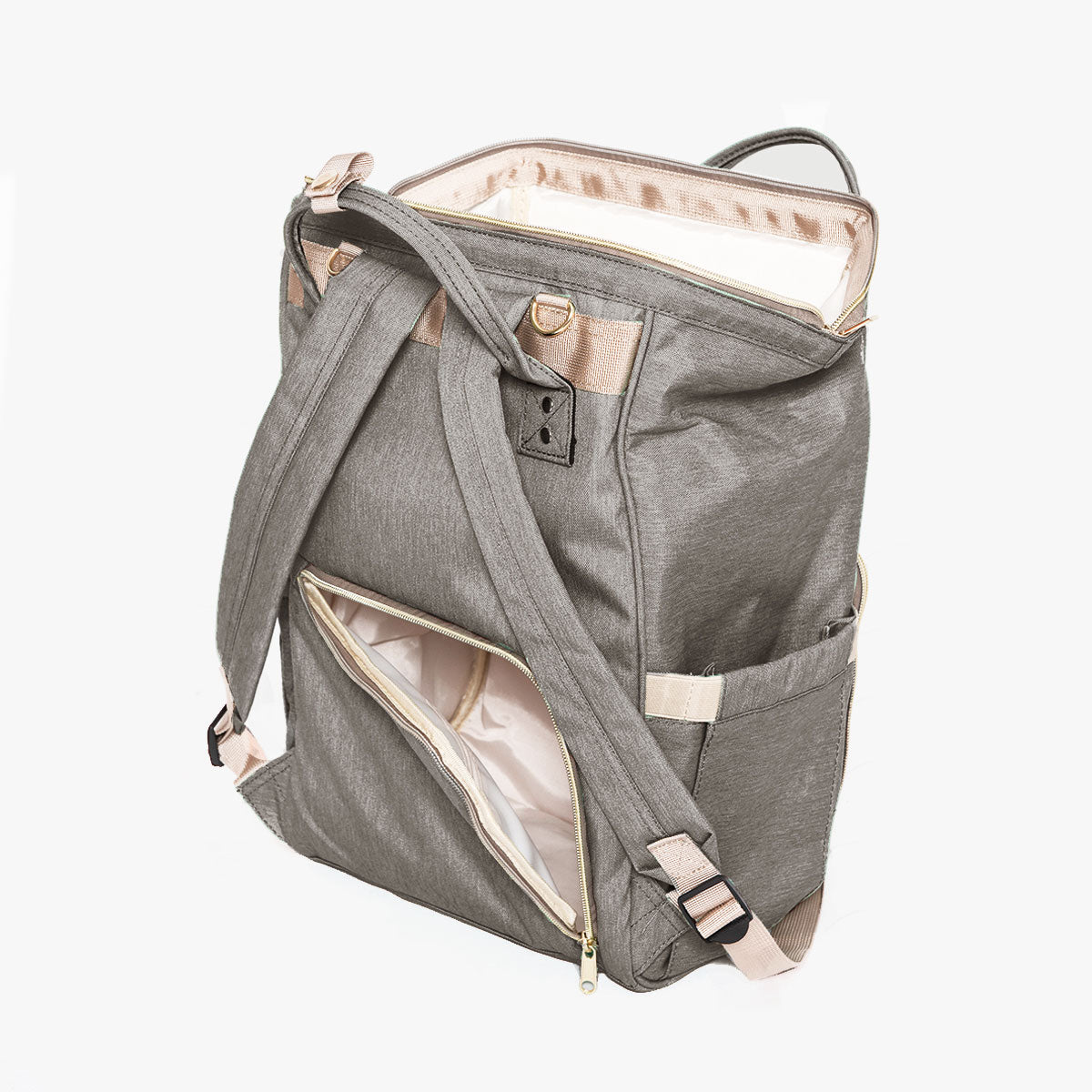 best affordable diaper backpack grey