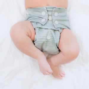 Newborn Diaper – Little Lines