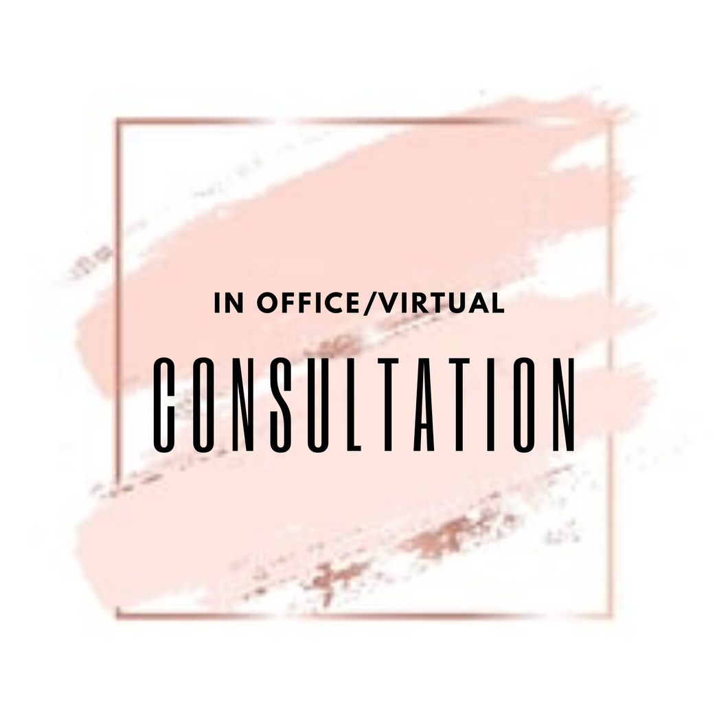 In office/Virtual Consultations