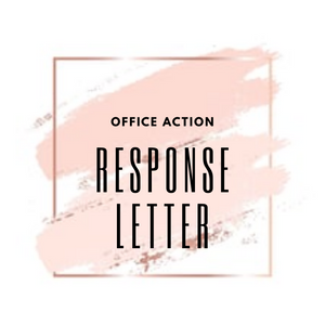Office Action Response Letter