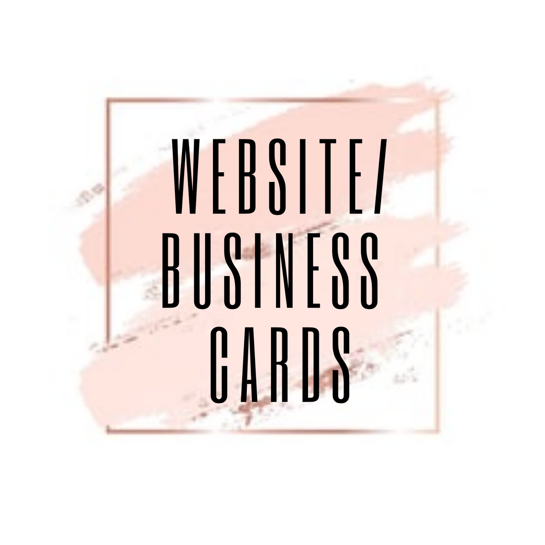 Website /Business Cards