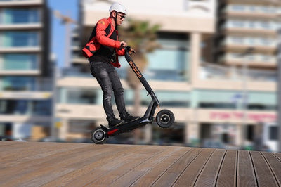Electric Scooters – friend or foe?!
