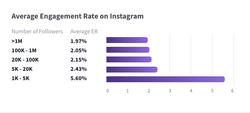 Have you ever looked up your Instagram engagement %?