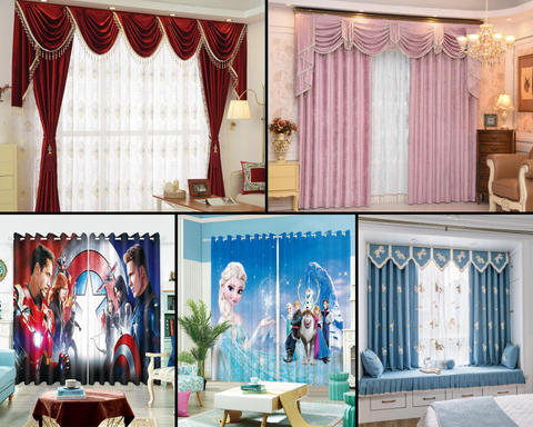 Handmade Curtains