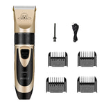 Cordless Dog Cat Clipper Pet Hair Trimmer