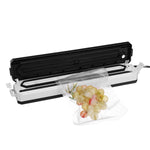 Vacuum Sealer Machine Food Saver Heat Seal Commercial Sealing System Preservation Storage with 10 Vacuum Grain Bags