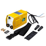 miniGB ZX7-200 220V 200A Mini Electric Welding Machine IGBT DC Inverter ARC MMA Stick Welder