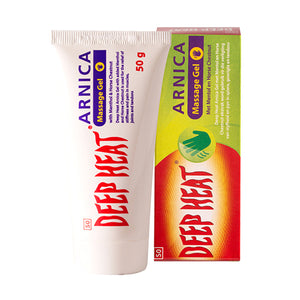 Deep Heat Arnica 50g Massage Gel