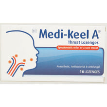 Load image into Gallery viewer, Medi-Keel A Regular 16 Lozenges