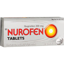 Load image into Gallery viewer, Nurofen Tablets