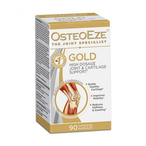 Osteoeze Gold 90 Capsules