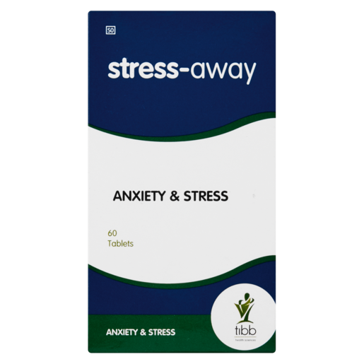 Tibb Stress-Away 60 Tablets