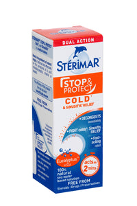 Sterimar Cold and Sinusitis Relief 20ml Spray