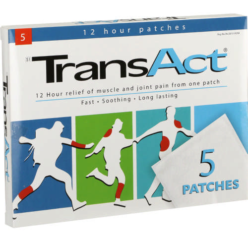 Transact Patches