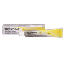 Load image into Gallery viewer, Betadine First Aid 15g Cream
