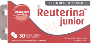 Reuterina Junior 30 Chew Tablets